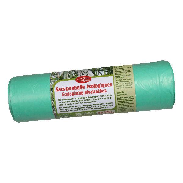 La Droguerie écologique - Sacs Poubelle 20x50 Litres