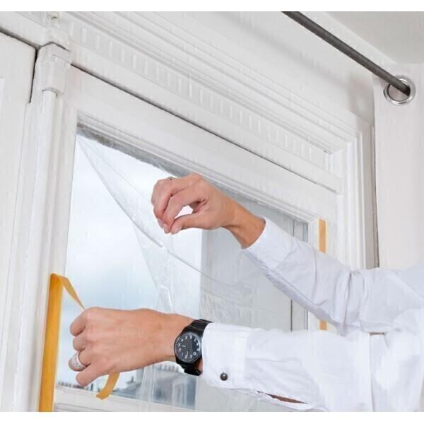Pellicola adesiva per vetri thermocollant pack energia for Pellicola adesiva per vetri ikea