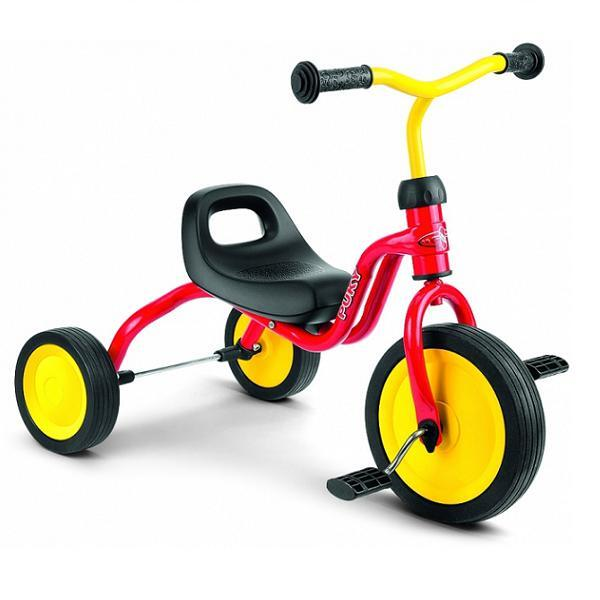 Puky - tricycle Fitsch rouge 18 mois et plus