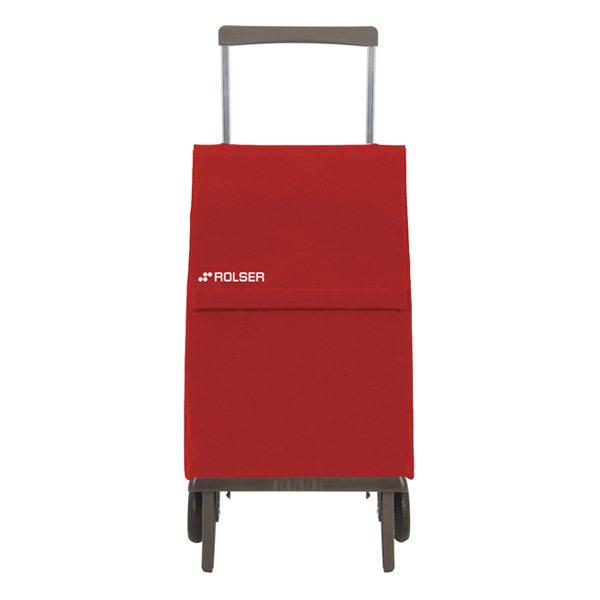 chariot courses 2 roues plegamatic rouge rolser acheter sur. Black Bedroom Furniture Sets. Home Design Ideas