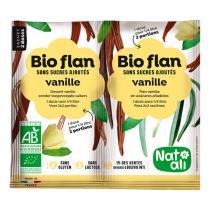 Natali - Bioflan Vanille sans sucre 8g