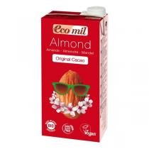 EcoMil - Mandelmilch Cacao bio 1 Liter