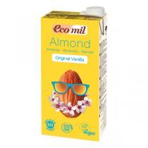 EcoMil - Leche Almendra Vainilla Bio 1L