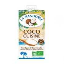 La Mandorle - Coconut Cooking Cream - 25cl