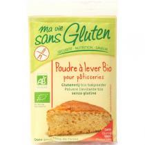 Ma Vie Sans Gluten - Poudre à Lever Bio 3 x 17g