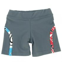 Mayoparasol - Bade-Short Anti-UV. Bandana. Grau