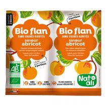 Natali - Bioflan Abricot sans sucre 8g