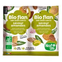 Natali - Bioflan Amandes sans sucre 7g
