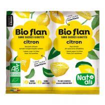 Natali - Bioflan Citron sans sucre 7g