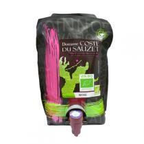 Bio-Weine & Aperitifs - Rosé Coste du Sauzet Bib 3l