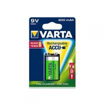 VARTA - Wiederaufladbare Batterie HR6 F22 E 200mAh