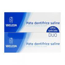 Weleda - 2 x 75ml Sole Zahncreme
