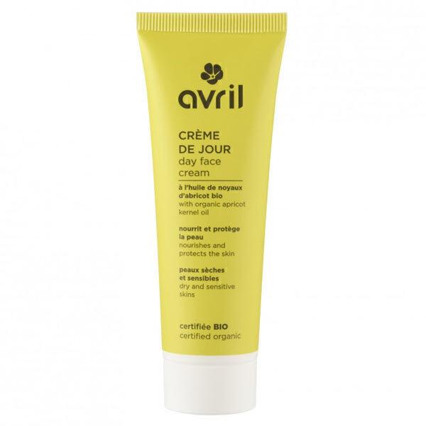 Avril - Crème de jour bio peaux sensibles