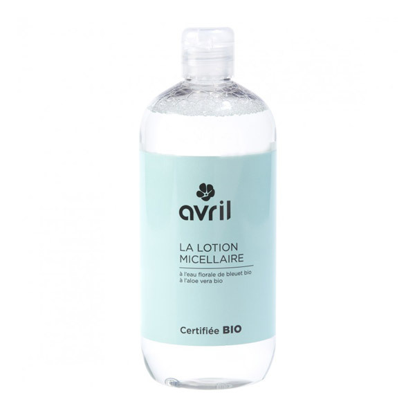 Avril - Lotion micellaire Bio 500 ml