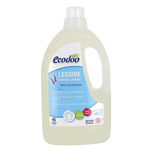 Ecodoo - Lessive concentrée lavande 1,5L