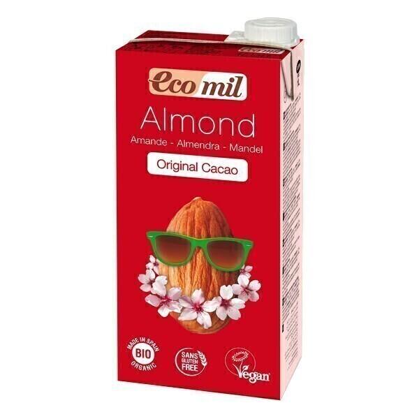 EcoMil - Latte di Mandorla Cacao 1L