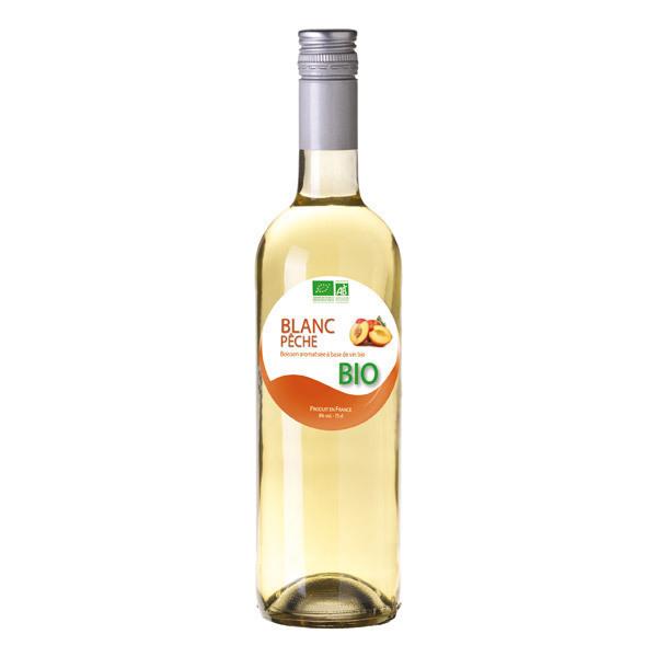 Maison Meneau - Bio-Weißwein - Pfirsich - 750 ml