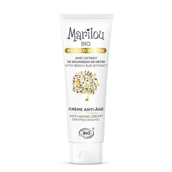 Marilou Bio - Crème antirides à l'huile d'Argan 50 ml