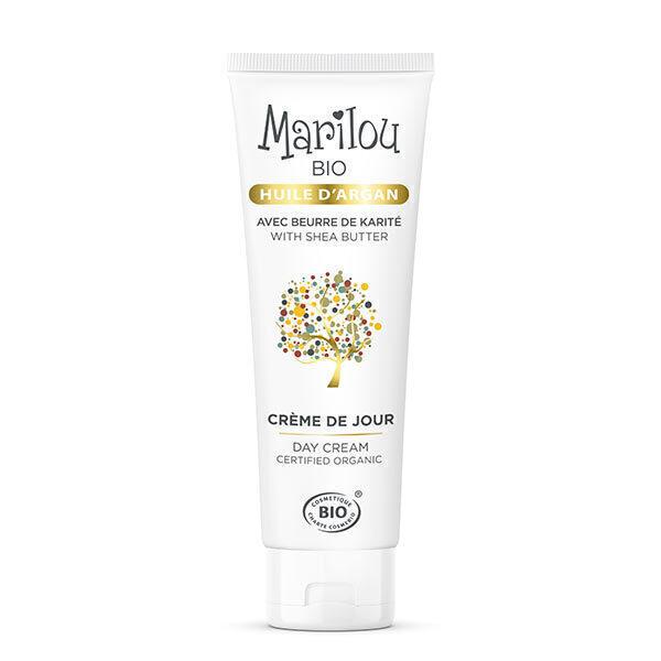 Marilou Bio - Crème de jour à l'huile d'Argan 50 ml