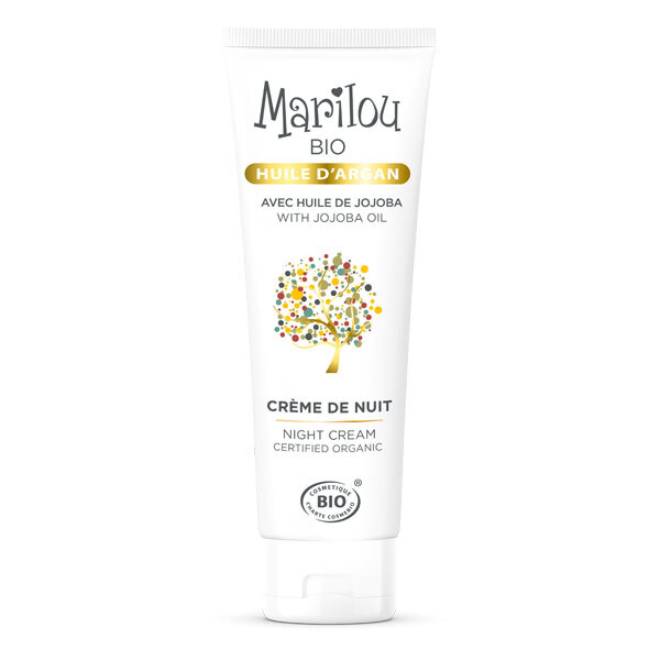 Marilou Bio - Crème de nuit à l'huile d'Argan 50 ml
