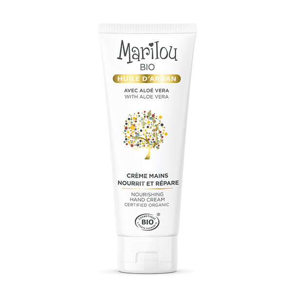 Marilou Bio - Crème mains à l'huile d'Argan 75ml