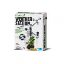 4M - Kit Construction Station météorologique - Dès 8 ans