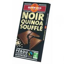 Alter éco - Chocolat Noir Quinoa
