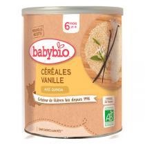 Babybio - Céréales vanille quinoa 220g - Dès 6 mois