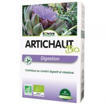 Biotechnie - Artichaut Bio 20 Ampoules