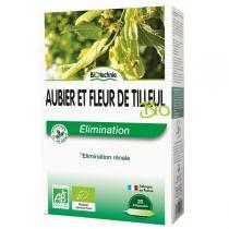 Biotechnie - Aubier de tilleul Bio 20 Ampoules