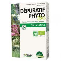 Biotechnie - Dépuratif Phyto 20 ampoules