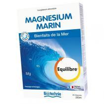 Biotechnie - Magnésium marin 20 ampoules