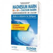 Biotechnie - Magnesium Marin B6 100 Capsules