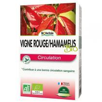 Biotechnie - Organic Red vine / Witch Hazel 20 Ampoules