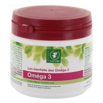 Boutique Nature - Omega 3 Format Eco 270 Capsules