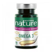 Boutique Nature - Omega 3 - 90 Capsules