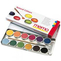 Eco Buro -  Natural Colours  Watercolour Refills