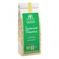 Les jardins de Gaïa - Thé vert JASMIN FLOWERS 100g