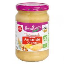Perlamande - Tartinade d'Amandes aux Oranges Confites 300g