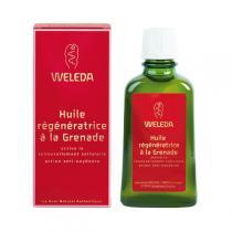 Weleda - Huile Régénératrice Grenade