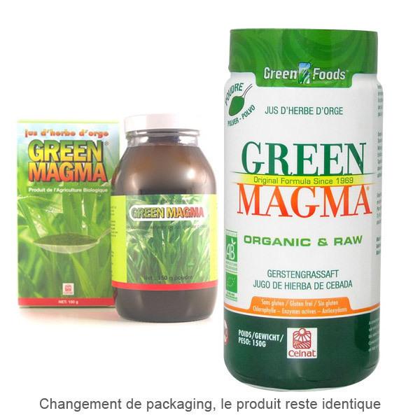 Celnat - Green Magma Jus d'Herbe d'Orge en Poudre x 150g