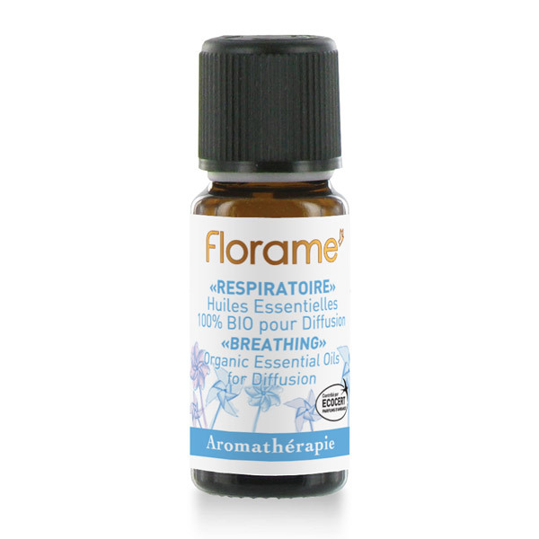 Florame - Composition BIO Respiratoire 10ml