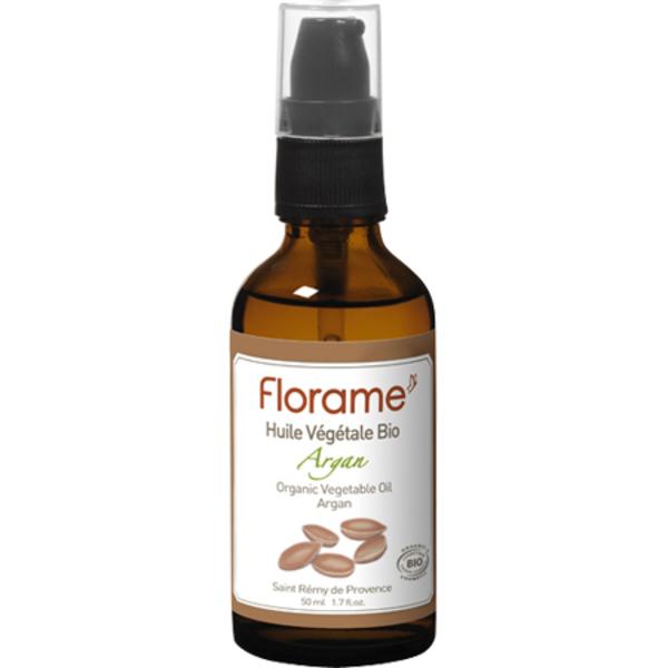 Florame - Huile végétale d'argan BIO 50ml