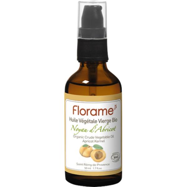 Florame - Huile végétale Noyaux d'abricots BIO 50ml