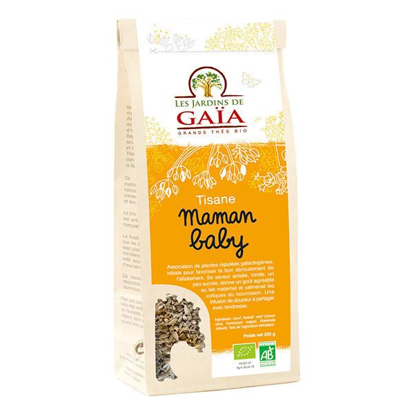 Les jardins de Gaïa - Tisane Maman Baby Anis fenouil 200gr