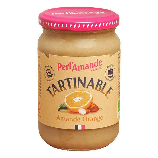 Perlamande - Almond Spread with Orange Peel 300g