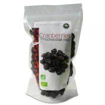 Ecoidées - Cranberries au chocolat noir bio - 200 g
