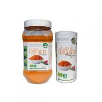Ecoidées - Curcuma en poudre - 500 g