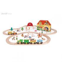 Janod - Maxi Spielewelt Bauernhof