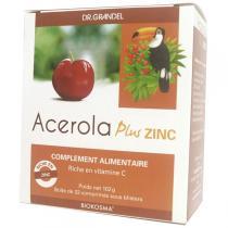Le Toucan - Acérola Plus Zinc 32 comprimés